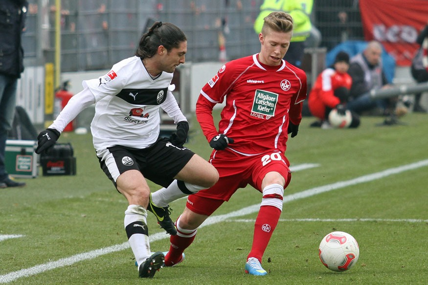 kaiserslautern vs union berlin