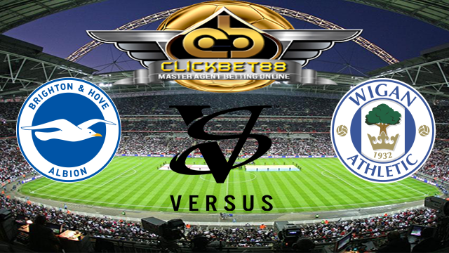 Prediksi Brighton & Hove Albion VS Wigan Athletic