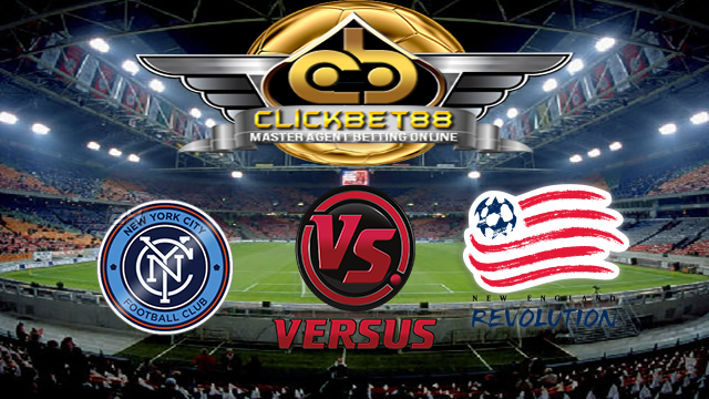 Prediksi New York City VS New England 1 Juni 2017