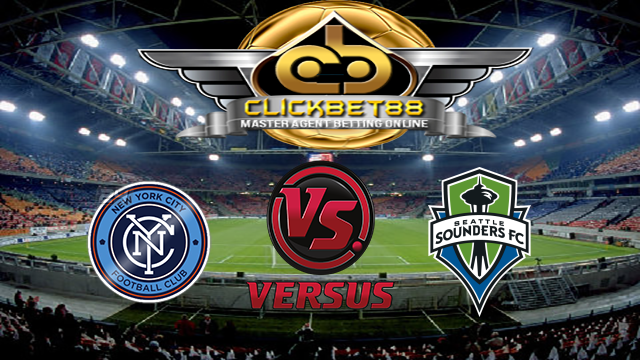 Prediksi New York City VS Seatle Sounders 18 Juni 2017