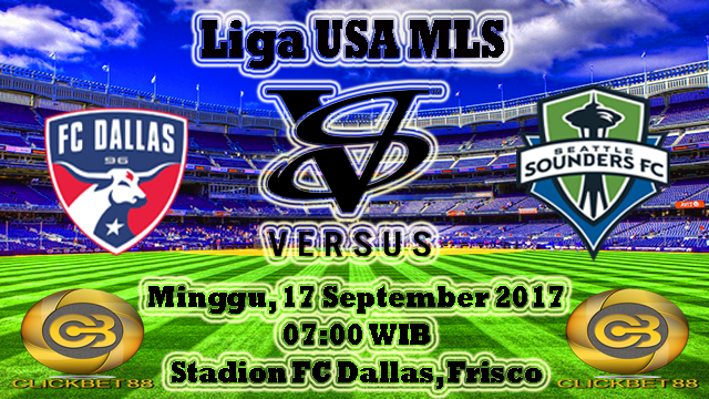 Prediksi Wap FC Dallas VS Seattle Sounders